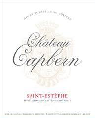 2019 Château Capbern - Saint-Estèphe