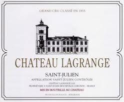 2016 Château Lagrange - St.-Julien