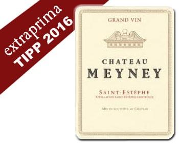 2016 Château Meyney - St.-Estèphe
