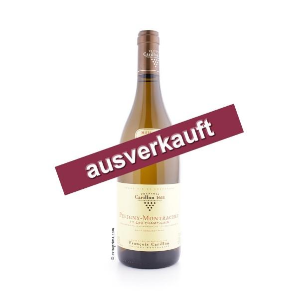 2015 Puligny-Montrachet 1er Cru Champs Gain