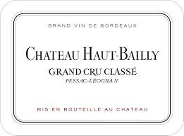 2017 Château Haut-Bailly - Péssac-Léognan