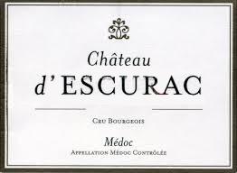 2016 Château d'Escurac - Médoc