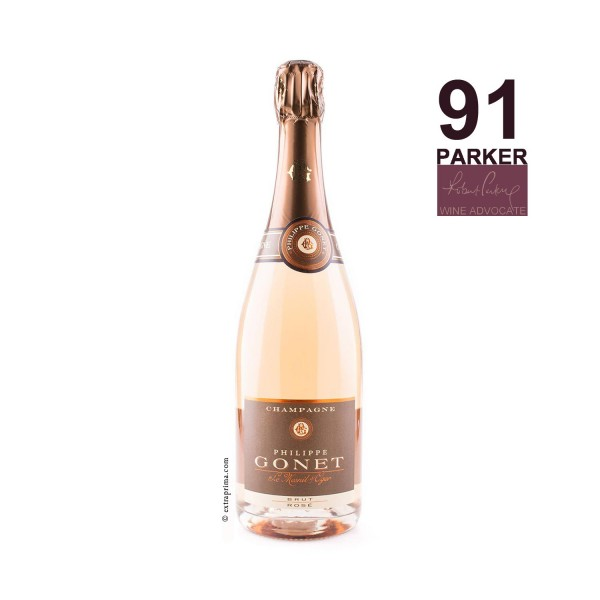 Champagne Brut Rosé - Philippe Gonet & Fils