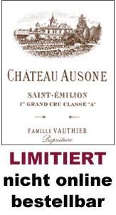 2017 Château Ausone - St.-Emilion