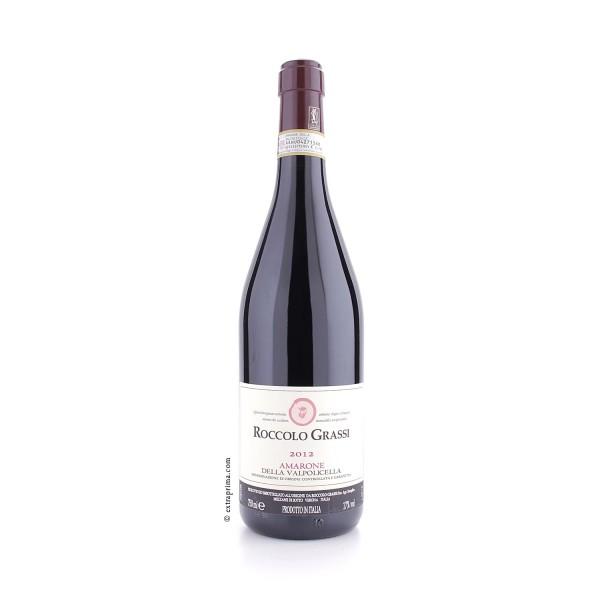 2012 Amarone della Valpolicella - Roccolo Grassi